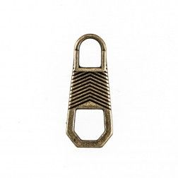 Puller: H12ZP-28  Size: #3 #5 #8 Colors: Gold, Nickel, Ant.Nickel, Black, Ant. Brass