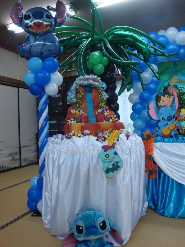 Kidoura Festas e Buffet Lilo and Stitch 2010 realizada