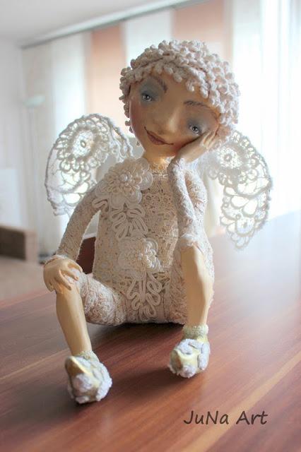 JuNa Art - Куклы и Мишки Юлии Назаренко: куклы/dolls