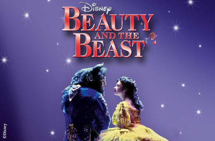 """""""Beauty and the Beast"""" müzikali ilk kez Türkiye'de!"""