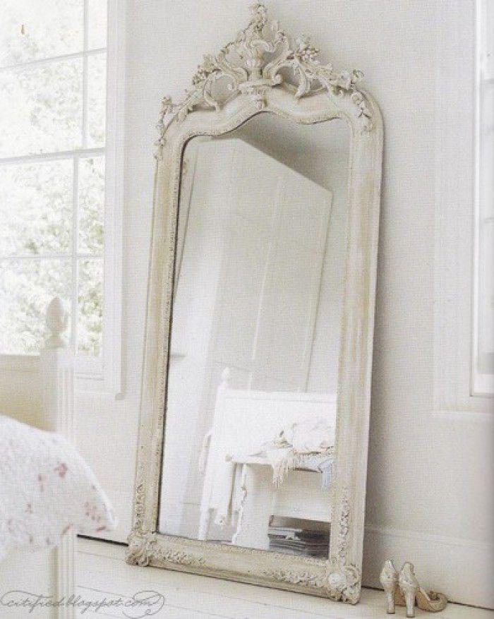 Prachtige spiegel ...