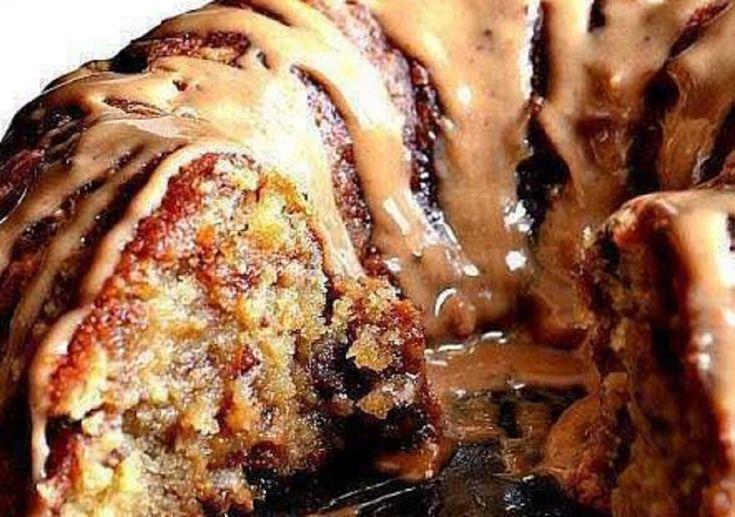Recette : Gâteau au caramel de ma soeur.