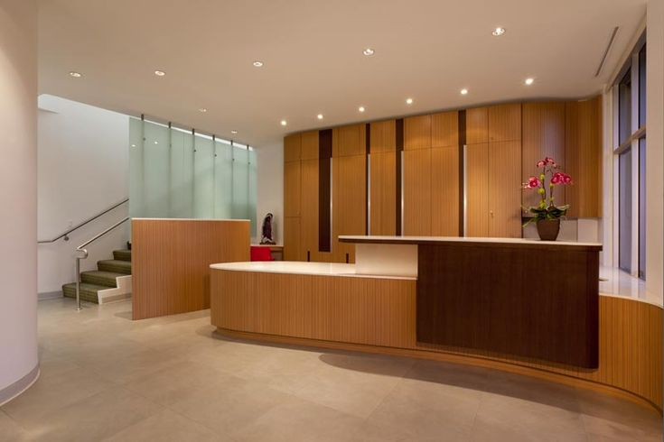 Contemporary clinic decor lee dds modern contemporary for Dental clinic interior designs