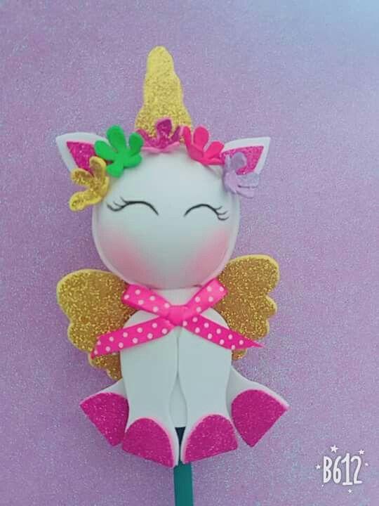 acaada6ff Unicornio | unicornio | Pony unicornio, Fiesta de unicornios y Cumpleaños  unicornio