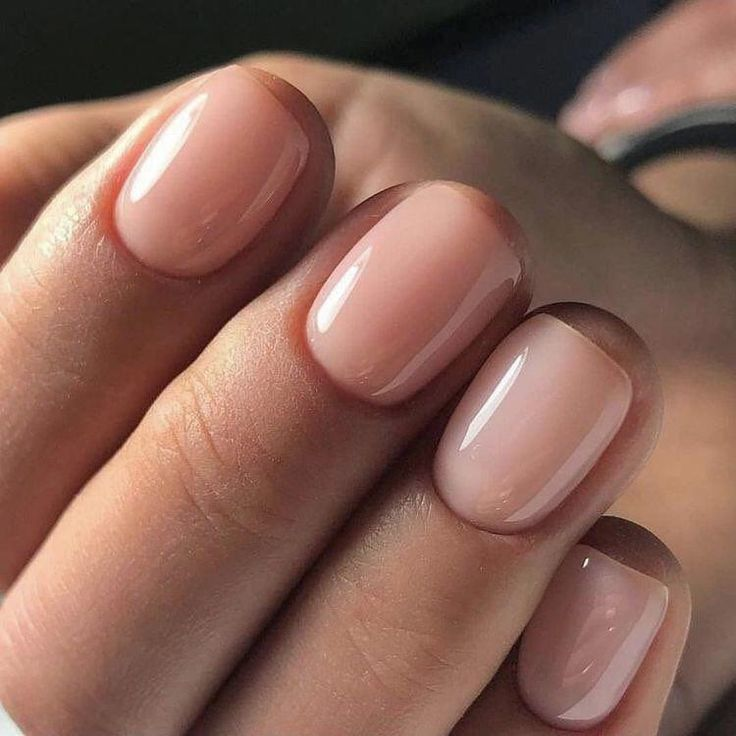The Best Nude Nail Polishes For Every Skin Tone, As Told By Celeb Manicurists #beautifulnails