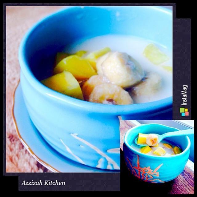 フォローありがとうございます 宜しくお願いします(#^.^#) - 12件のもぐもぐ - インドネシアからの料理 ー Kolak by アジザ