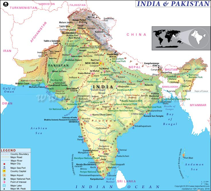 Map Of India And Pakistan Border.Map Of India And Pakistan Maps Pinterest India Map Pakistan