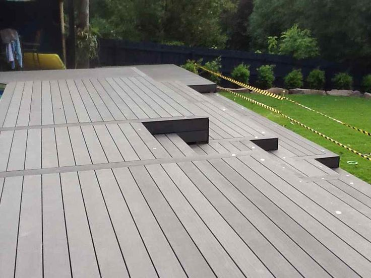 Wonderful This Magnificent Composite Deck Was Constructed During 2012 In Melbourneu0027s  Outer Eastern Suburbs.
