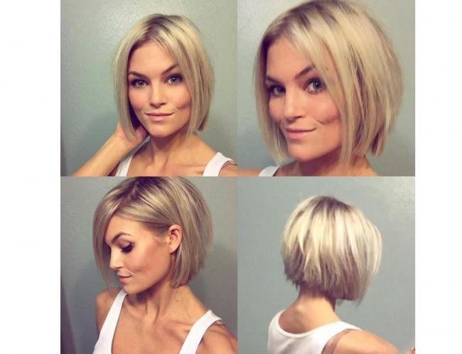 Cheveux Mi-longs Tendance 2016 – 30 Modèles en Photos   Coiffure simple et facile