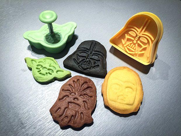 Receta para el 'Día de Star Wars': galletas de las galaxias