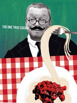 Chef Fergus Henderson on Italian cuisine