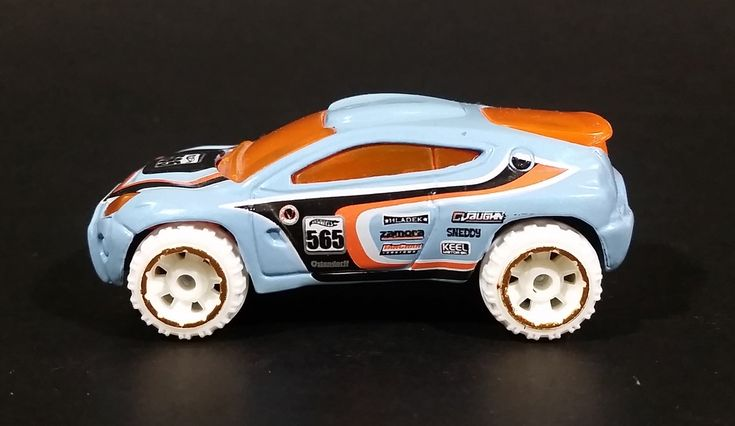 2011 Hot Wheels Thrill Racers - Ice - Toyota RSC Pale Blue Die Cast Toy Concept Car SUV Vehicle https://treasurevalleyantiques.com/products/2011-hot-wheels-thrill-racers-ice-toyota-rsc-pale-blue-die-cast-toy-concept-car-suv-vehicle #2000s #HotWheels #ThrillRacers #Racers #Ice #Toyota #RSC #RuggedSportCoupe #Concept #SUV #DieCast #Toys #Cars #Vehicles #Collectibles #Racing #Automobiles
