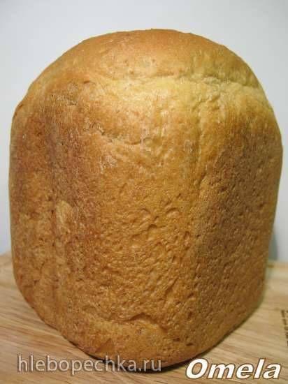 Овсяный хлеб с яблоком в хлебопечке Scarlett-400 - ХЛЕБОПЕЧКА.РУ - рецепты, отзывы, инструкции