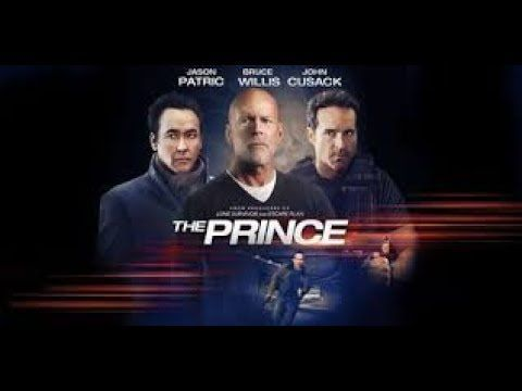 "Триллер-боевик ""Принц "" (2014) Джейсон Патрик, Брюс Уиллис, Джон Кьюсак"