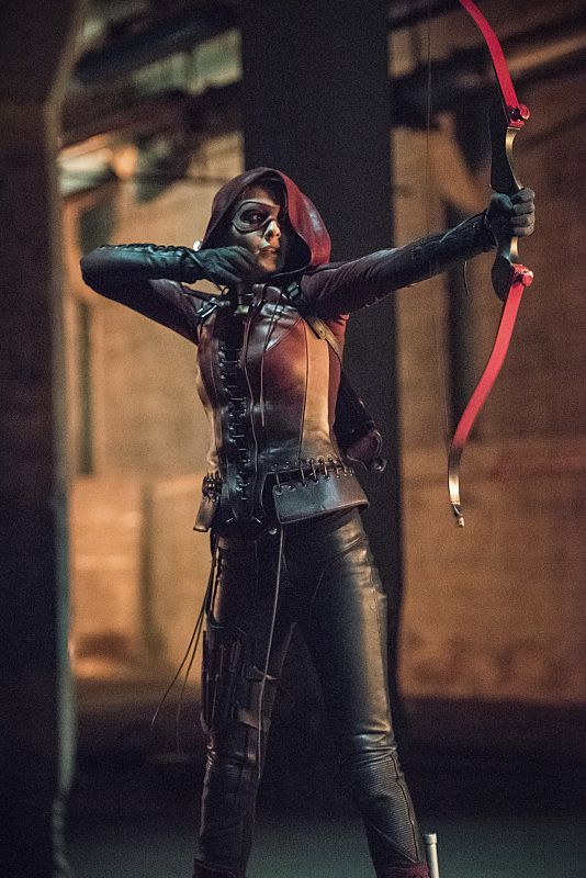 "Arrow - Thea #Speedy #Season4 #4x01 Promotional Photos ""Green Arrow"""