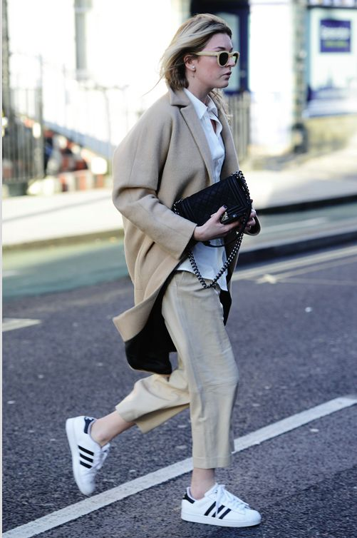 Street style in the eyes of Tommy Ton, normcore style