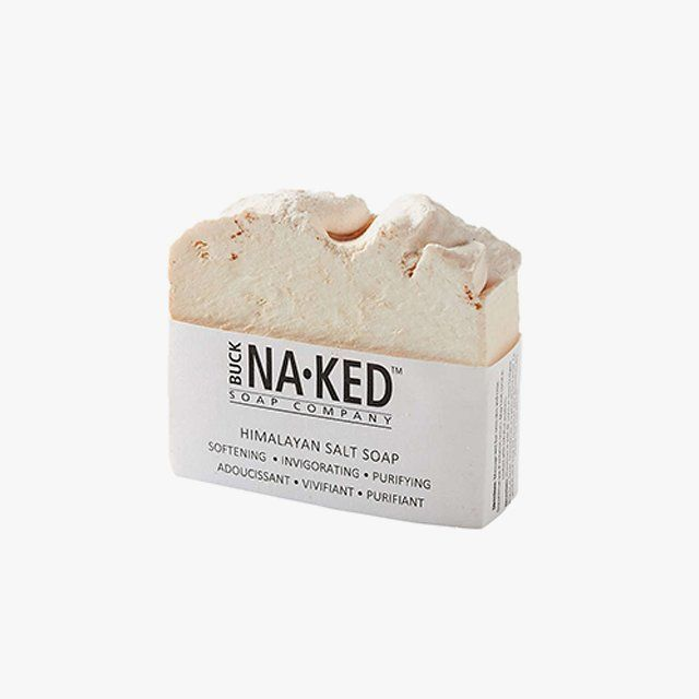 Buck Naked Himalayan Salt Soap, $8 Buy it nowGlamping essentials! vogue.com