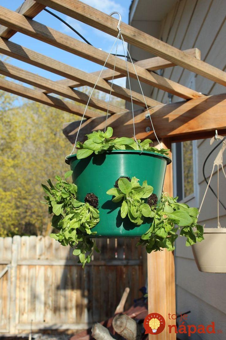 Krásny tip, vďaka ktorému môžete aj vy premeniť váš balkón alebo terasu!