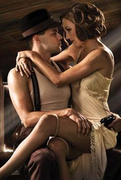 bonnie & clyde wedding theme - Google Search---engagement photo them idea--HOT