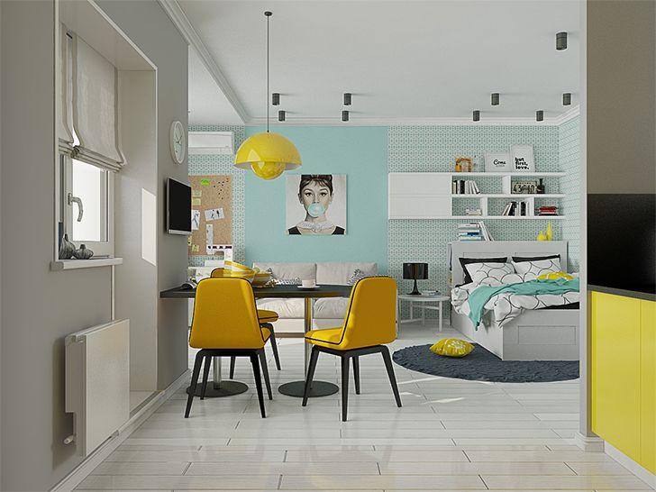 5 plantas e projetos decorados de casinhas pequenas charmosas e confortáveis