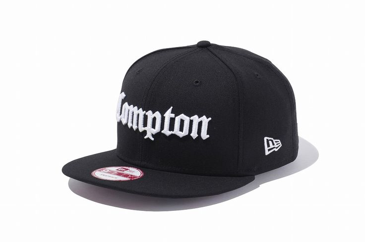New Era Online Store (ニューエラ・オンラインストア)9FIFTY COMPTON ブラック(One Size Fits Most): 9FIFTY スナップバック
