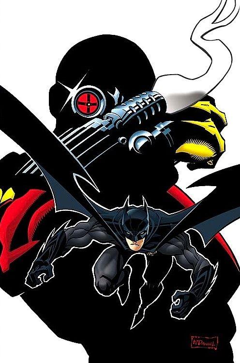 Deadshot and Batman
