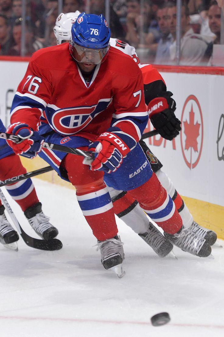 PK Subban - Canadiens Montreal