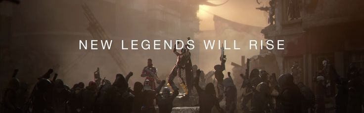 [Screenshot] Destiny 2 banners from the trailer. #Playstation4 #PS4 #Sony #videogames #playstation #gamer #games #gaming