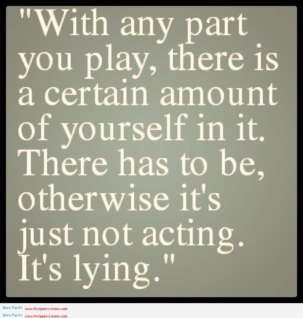 drama class quotes - Google Search