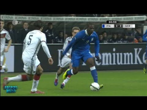 Länderspiel 2013: Italien-Deutschland 1.1