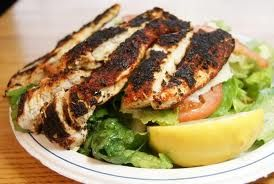 Two Island Girls Weight-Loss LLC: HCG Approved Recipes: Blackened Chicken Salad
