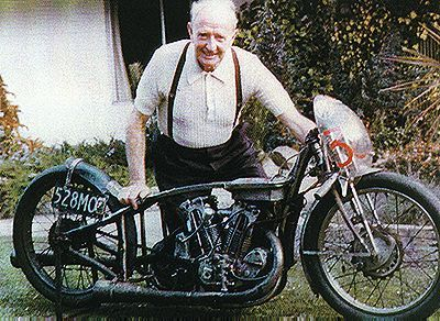 Burt Munro, Worlds Fastest Indian Motorcycle