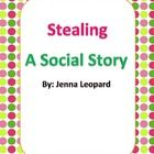 This is a social story with designed for students on the autism spectrum or students in special education who have trouble relating to specific soc...