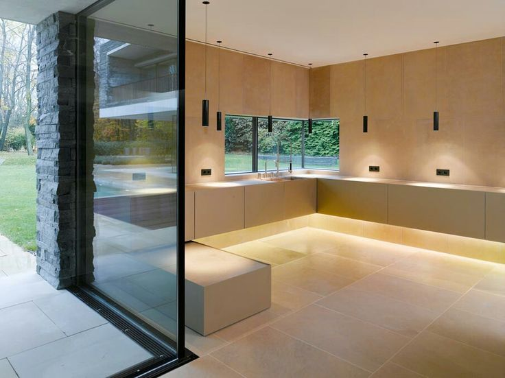 Using Pendants To Light The Worktop