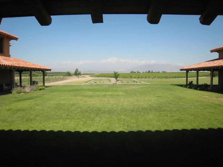Finca Decero, Mendoza, Argentina