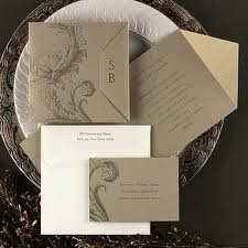 Wedding Invitations from Modern to Classic