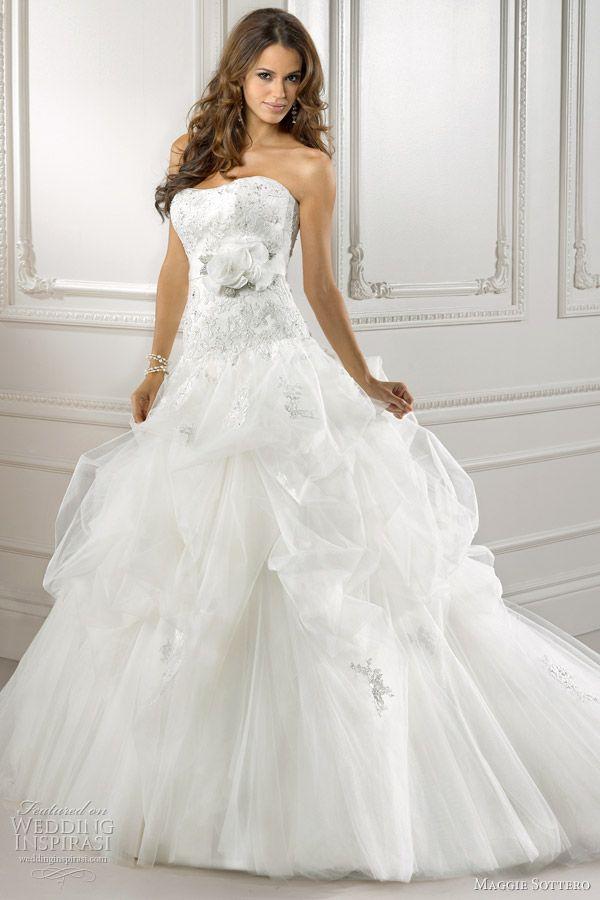 maggie sottero bridal spring 2012