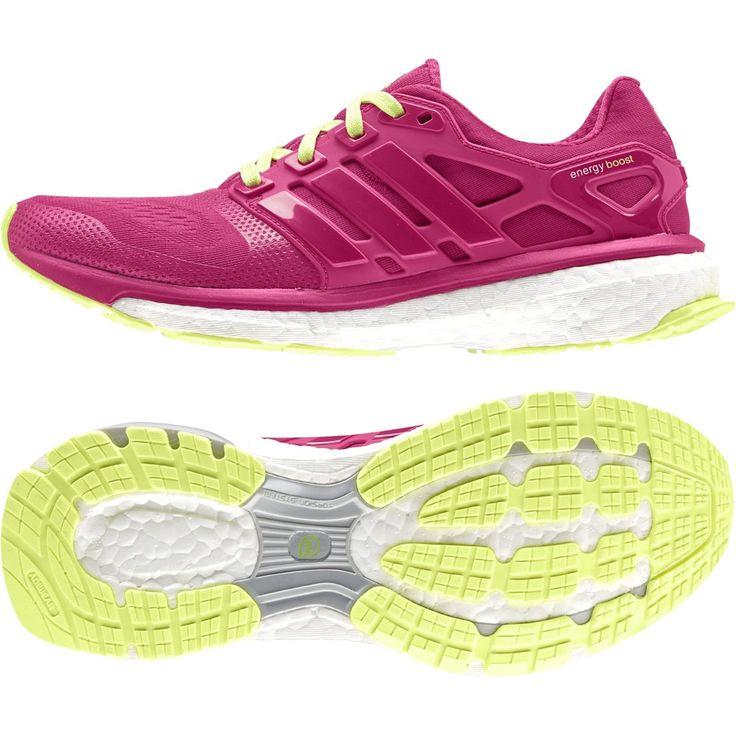 Rosa Adidas Energy Boost Esm W, løpesko dame - Joggesko - xxl.no