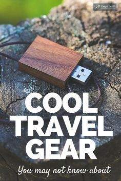 Cool Travel Gear You May Not Know About | The Planet D Adventure Travel Blog & Canada's Adventure Couple
