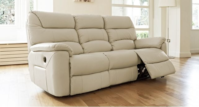 La Z Boy Manhattan 3 Seater Power Recliner Sofa