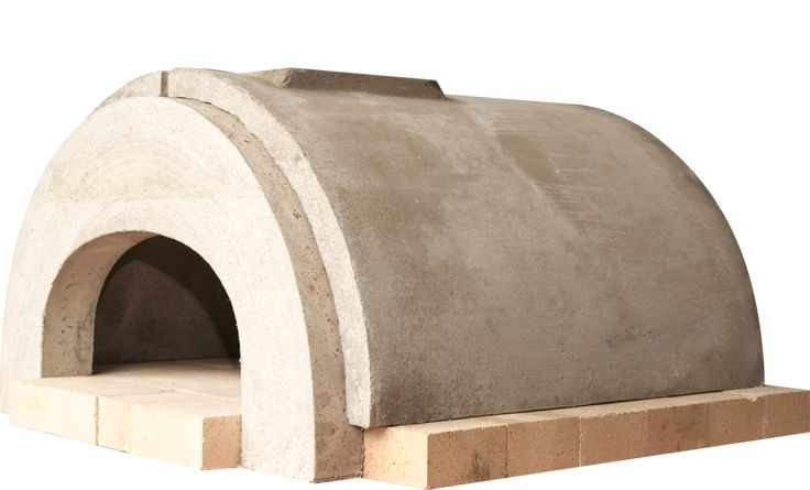 The Outdoor Pizza Oven Kit from Roundboy is an easy to assemble outdoor oven building kit. You'll be baking in no time!