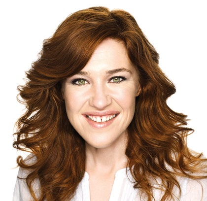 Clara Hughes, Canadian Olympian in both Cycling & Speed Skating. Plus she's a activist for Depression <3