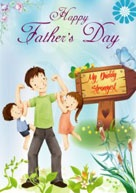 Father's Day is the best day for us to show our love and affection towards our father. Send beautiful and customized Father's Day greetings and gifts to your father through Post My Greetings, the most popular gifting portal.