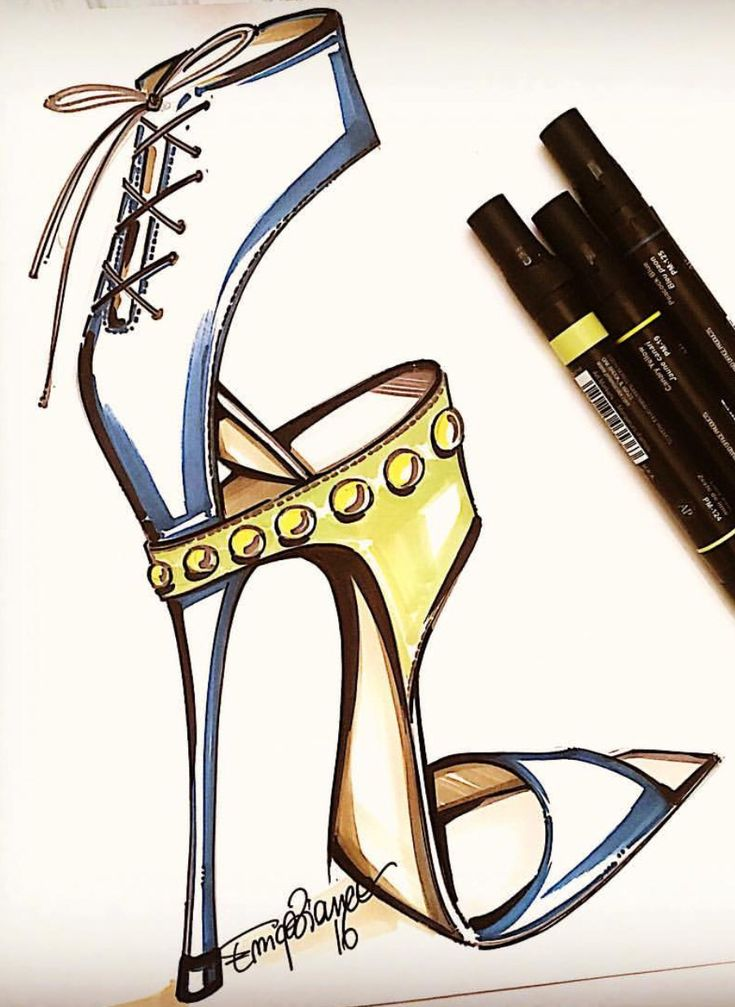825 best shoes drawings images on pinterest fashion