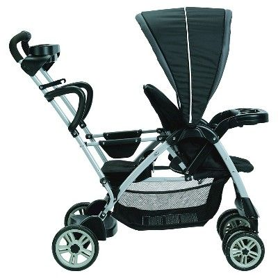 Graco RoomFor2 Stand & Ride Stroller - Gotham