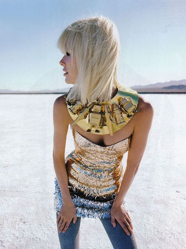 Where would I wear this???!!!  burning man…that's wear.