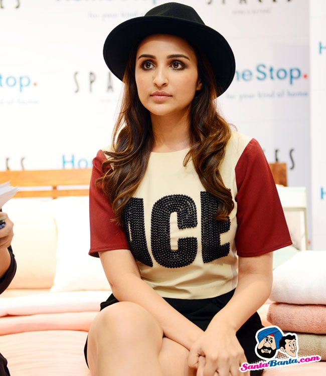 Parineeti Chopra at SPACES Store -- Parineeti Chopra Picture # 319360