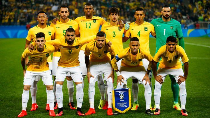 リオ五輪男子サッカー、準決勝組み合わせが決定! GOAL #サッカー #リオ五輪