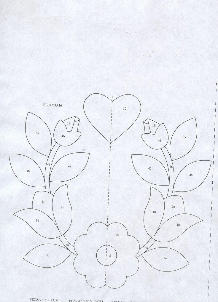 101 best Quilts & Patchwork: disegni, misure, progetti