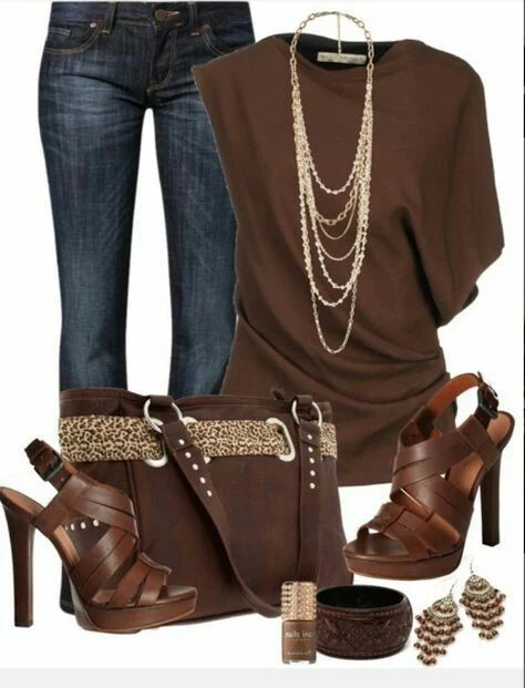 Love everything but with different bottom maybe skirt or slacks